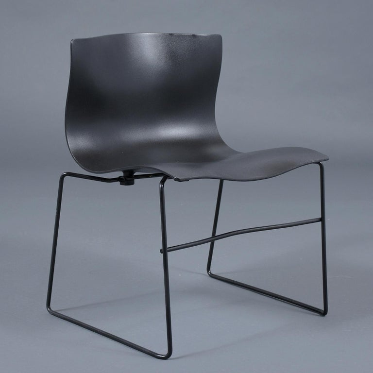 Set of Knoll Handkerchief Chairs For Sale 1