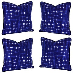 Set of Four Livio de Simone Cushions