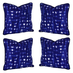 Set of Four Livio de Simone Cushions