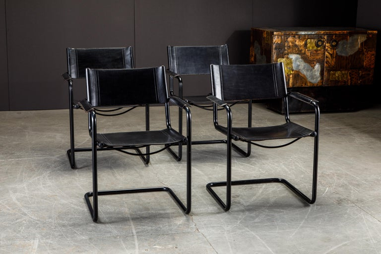Timeless style and sophistication in this set of four iconic