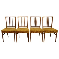 Set of Four Mid Century Dining Chairs by Gimson Slater