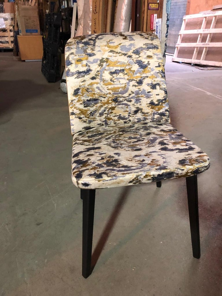 Set of Four Montis Back Me Up Chairs For Sale 1