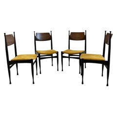 Set of Four Paolo Buffa 'Attr.' Dining Chairs