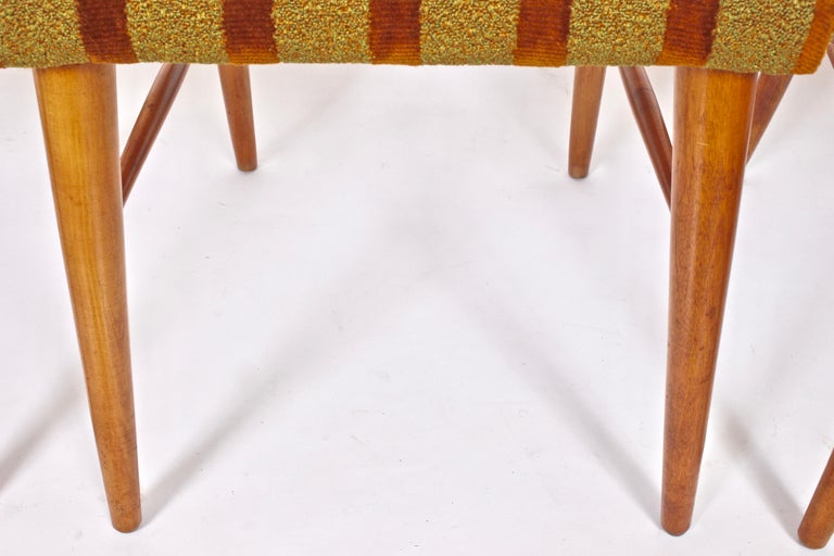 Set of Four Paul McCobb Planner Group Dining Chairs, 1950s For Sale 5