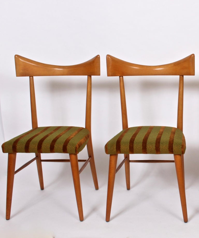 Set of Four Paul McCobb Planner Group Dining Chairs, 1950s For Sale 7