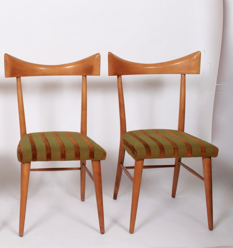 Set of Four Paul McCobb Planner Group Dining Chairs, 1950s For Sale 8