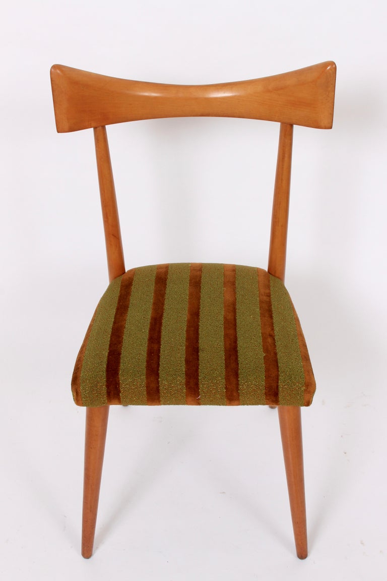 Set of Four Paul McCobb Planner Group Dining Chairs, 1950s For Sale 2