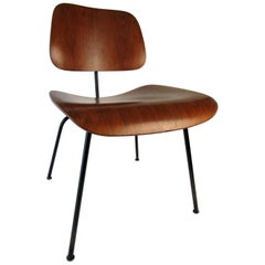 Set of Four 1955 Ray & Charles Eames DCM Chairs