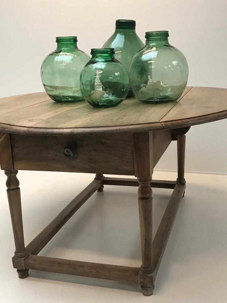 Set of Four Storage Jars For Sale 4