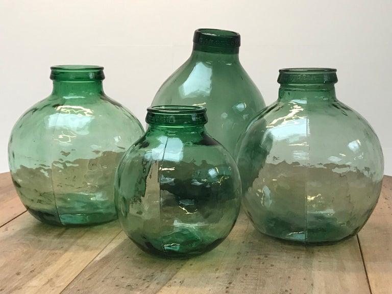 Set of Four Storage Jars For Sale 1