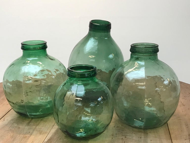 Set of Four Storage Jars For Sale 2