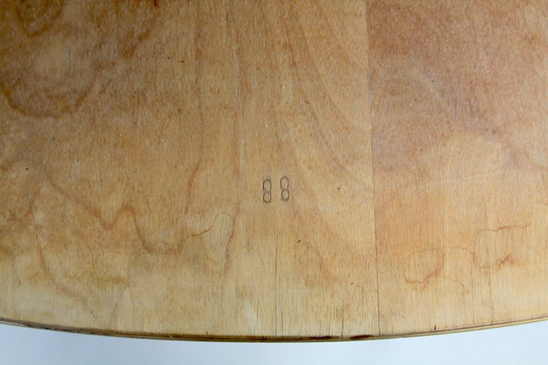 Set of Four Teak Hans J Wegner Sawbuck Model CH29 Chairs by Carl Hansen For Sale 4