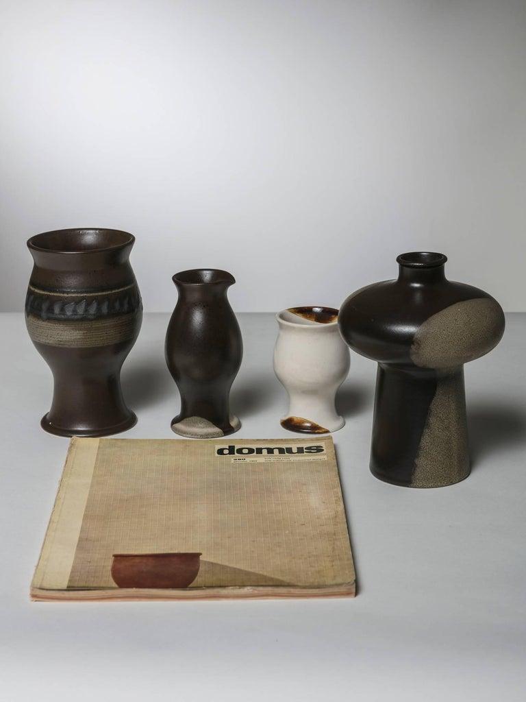 Mid-Century Modern Set of Four