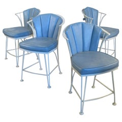 Set of Four Vintage 1950s Woodard Pinecrest Chairs