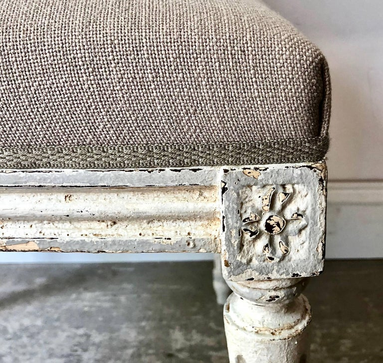 Set of French Louis XVI Style Chairs For Sale 2