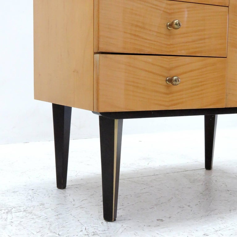 Set of German Nightstands, 1950s For Sale 4