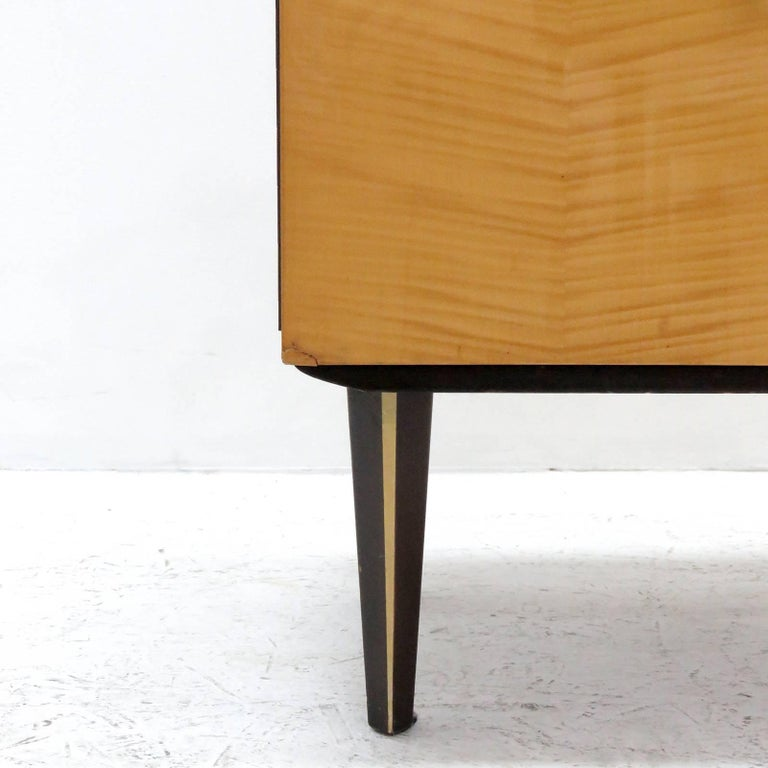 Set of German Nightstands, 1950s For Sale 5