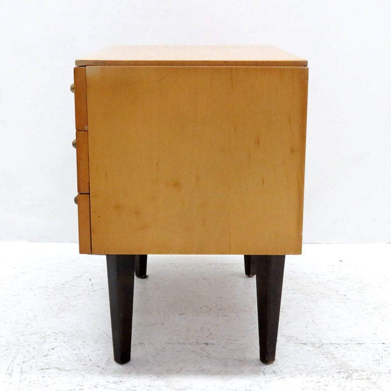 Set of German Nightstands, 1950s For Sale 1