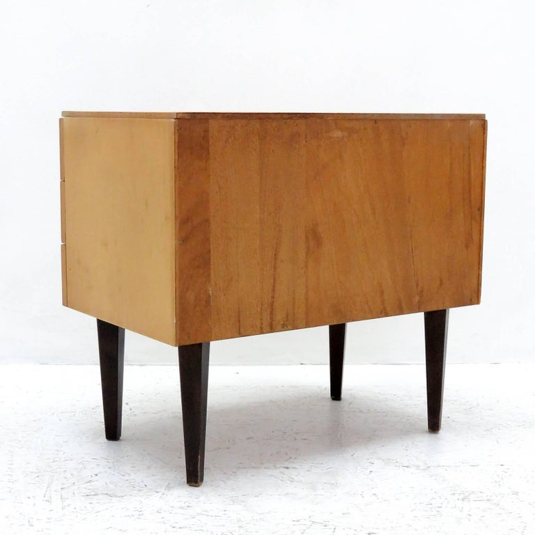 Set of German Nightstands, 1950s For Sale 2