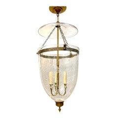 Set of Italian Etched Lanterns