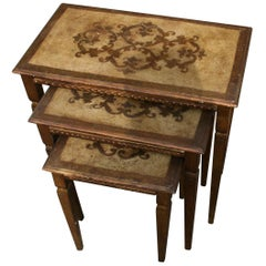 Set of Italian Nesting Tables