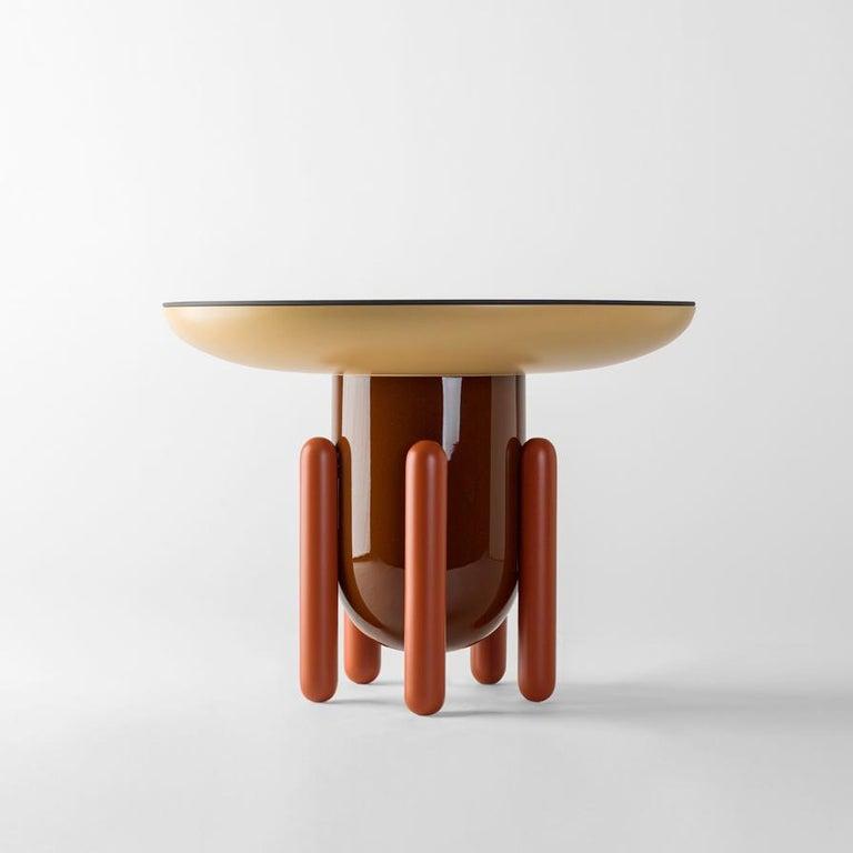 Modern Set of Jaime Hayon Multi-Color-2 Explorer Tables by BD Barcelona For Sale