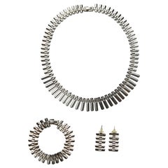 Set of Jewelry, Anonymous, Sweden, 1960s