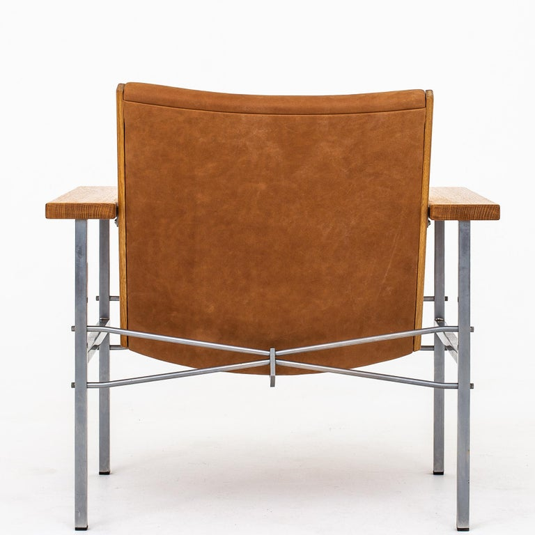 Patinated Set of JH 703 by Hans J. Wegner For Sale