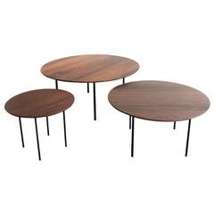 Set of Las Plato Short Tables