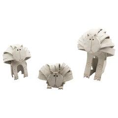 Ceramic Animal Sculptures