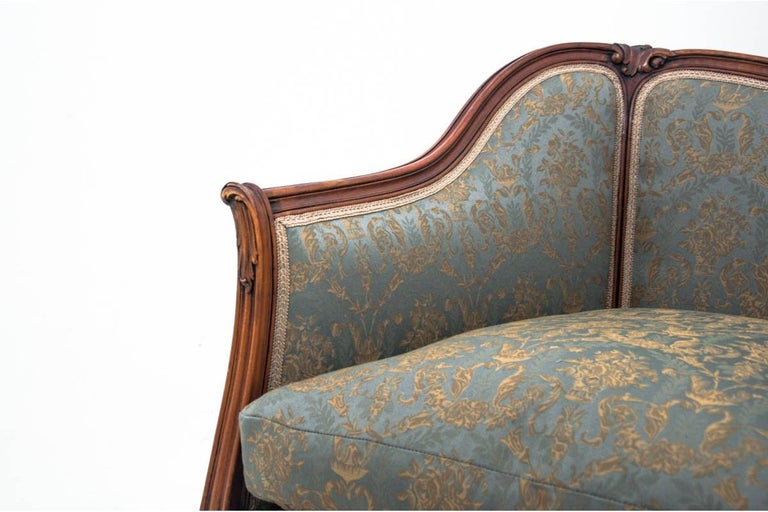 Set of Louis Philippe Style Living Room Set, France, circa 1920 For Sale 1