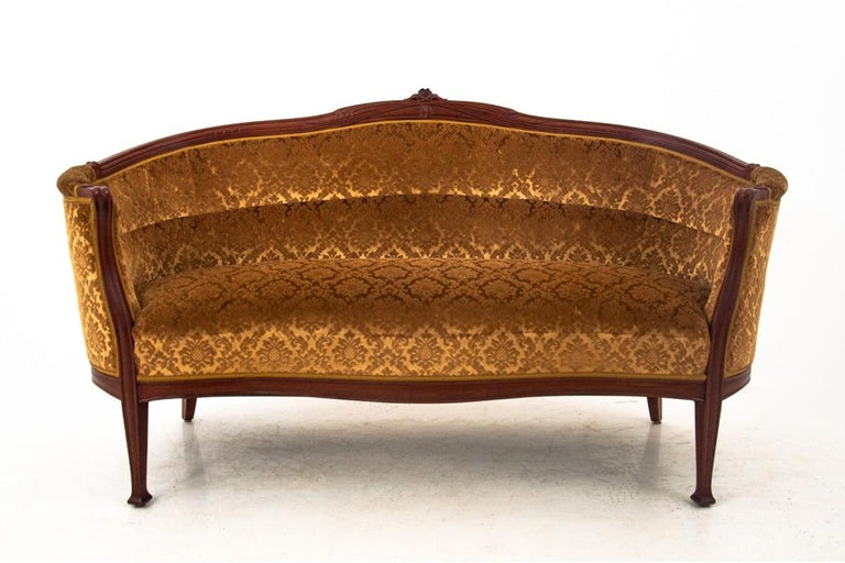 Set of Louis Philippe Style Living Room Set, Sweden, circa 1900 For Sale 5