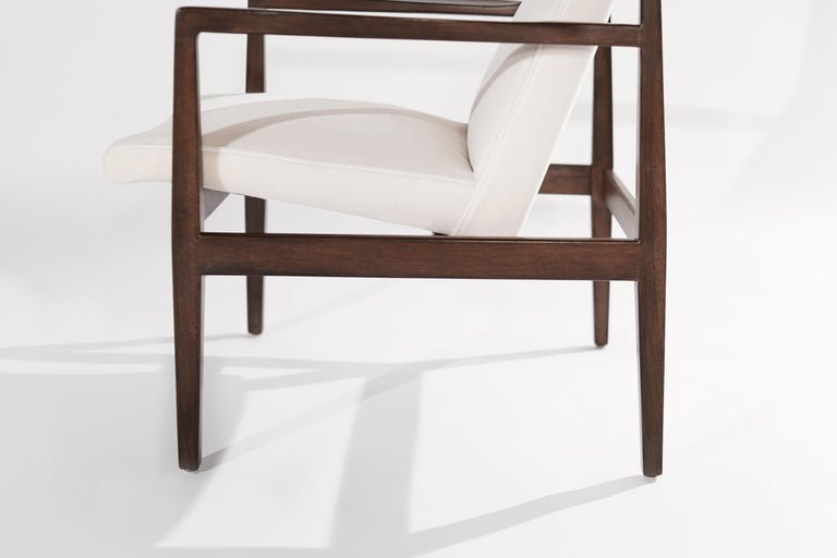 Set of Lounge Chairs by Jens Risom, c. 1960s For Sale 1