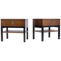 Set of Midcentury Nightstands