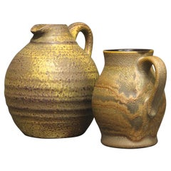 Set of Mobach Utrecht Ceramic Pottery, 1960s
