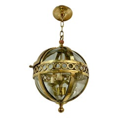 Set of Neoclassic Style Lanterns, Sold Individually