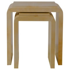 Set of Parchemin Nesting Tables