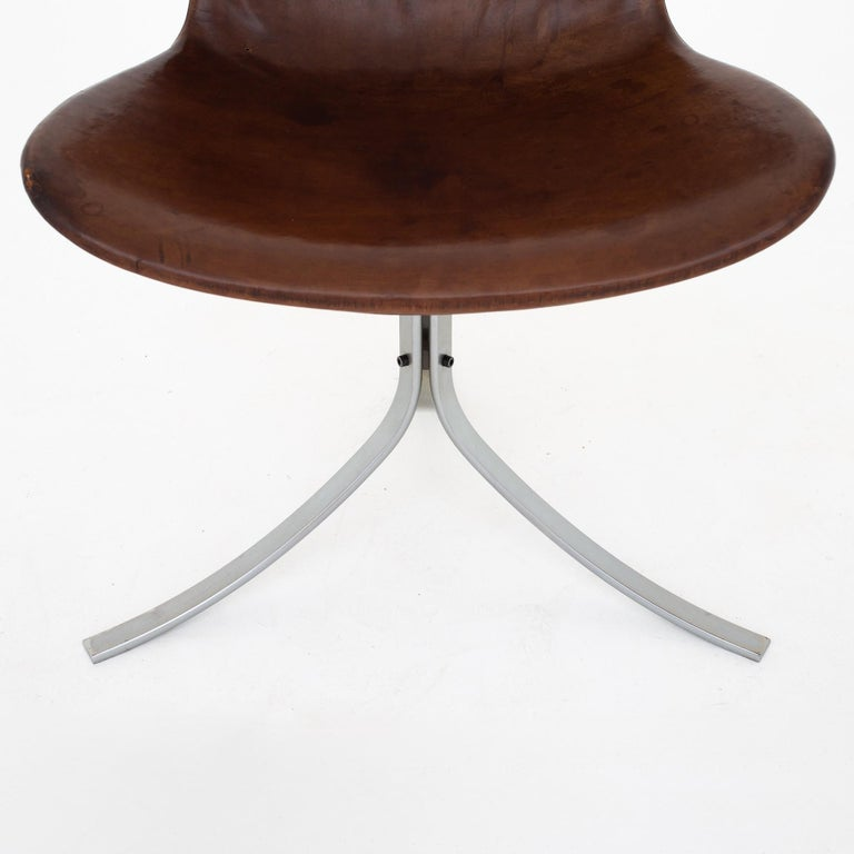 20th Century Set of PK9 Chairs by Poul Kjærholm For Sale