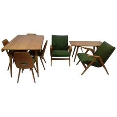 Set of Retro Furniture, Tatra Pravenec, 1960s