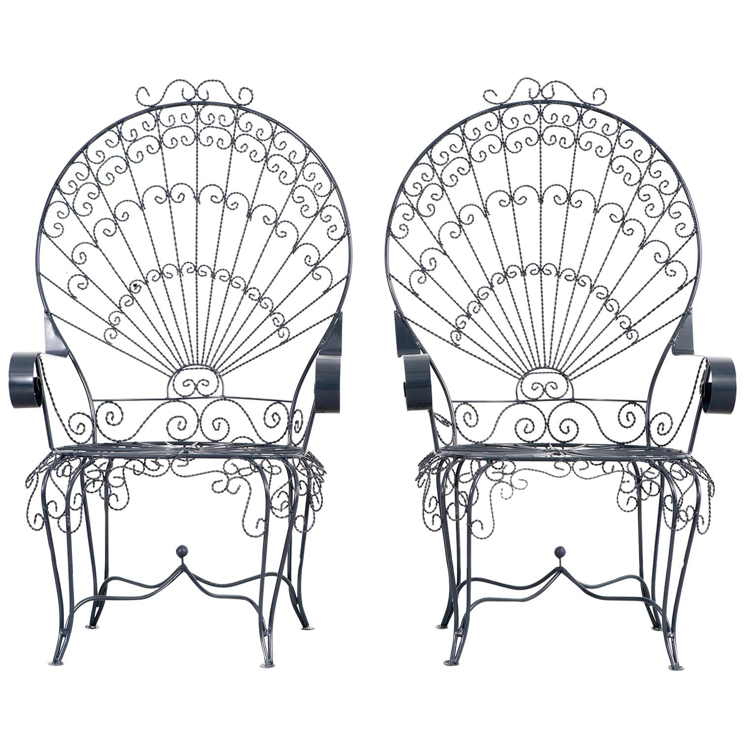 1930s patio and garden furniture 84 for sale at 1stdibs 1920s Art Deco Empire State Building