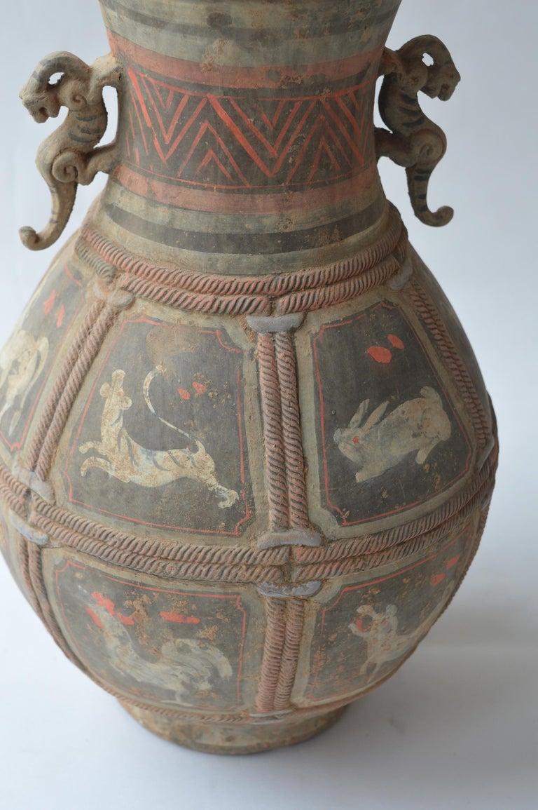 Set of Seven Zhou Dynasty Vases For Sale 5