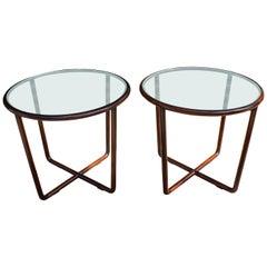 Set of Side Tables by Joaquim Tenreiro