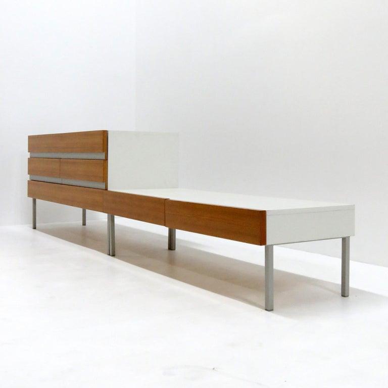 Mid-Century Modern Set of Sideboards by Interlübke, Germany, 1970 For Sale