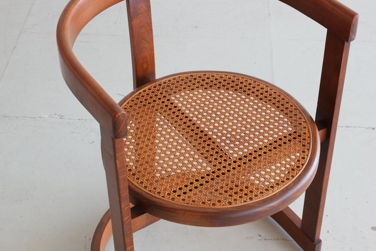 Set of Six A. G. Dining Chairs For Sale 5