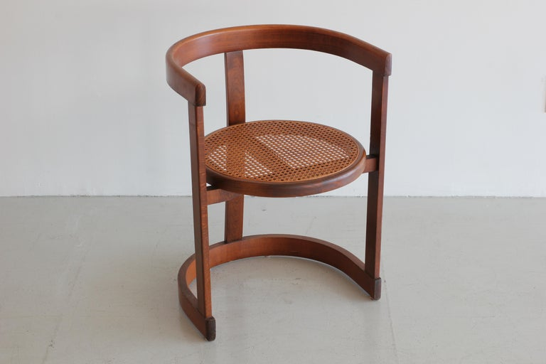 Set of Six A. G. Dining Chairs For Sale 4