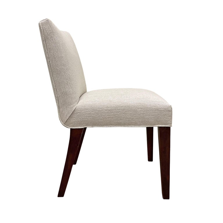 Set of Six Art Deco Herman Miller Dining Chairs For Sale 8