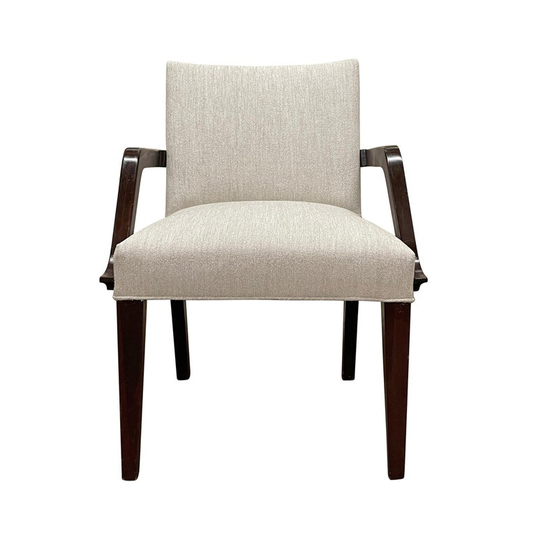 American Set of Six Art Deco Herman Miller Dining Chairs For Sale
