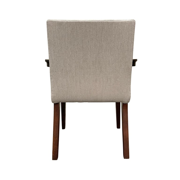 Set of Six Art Deco Herman Miller Dining Chairs For Sale 2