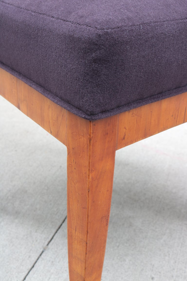 Set of Six Biedermeier Side Chairs In Good Condition For Sale In New York, NY