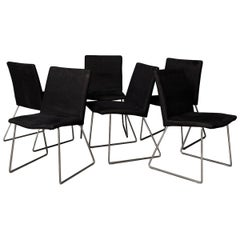 Set of Six BoConcept Dining Chairs, Denmark, circa 2000